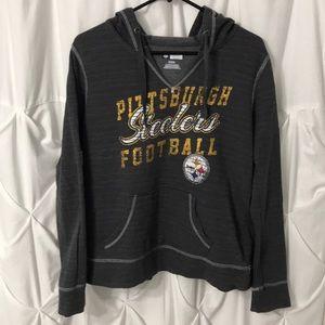 Pittsburgh Steelers NFL Women's Hoodie Good cond